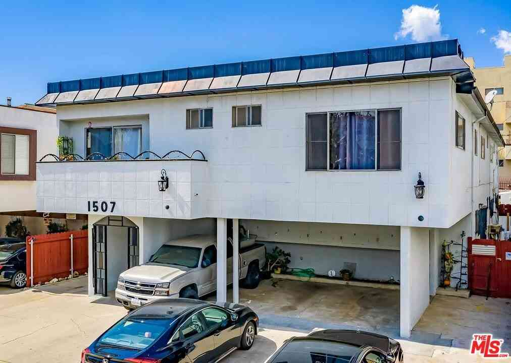1507 S Sherbourne Drive, Los Angeles, CA, 90035,