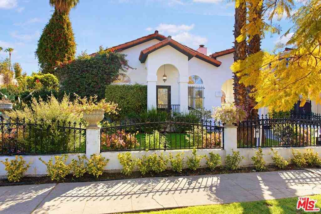 466 S Holt Avenue, Los Angeles, CA, 90048,