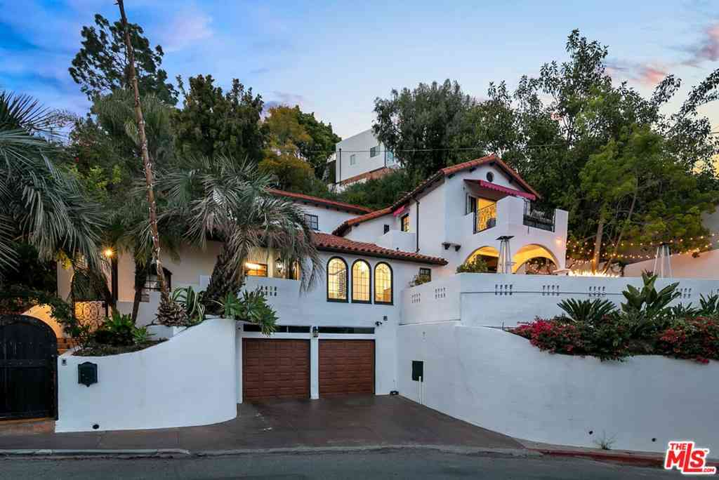 1642 N Crescent Heights Boulevard, Los Angeles, CA, 90069,