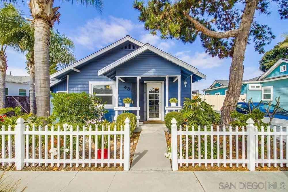 4876 MANSFIELD ST, San Diego, CA, 92116,
