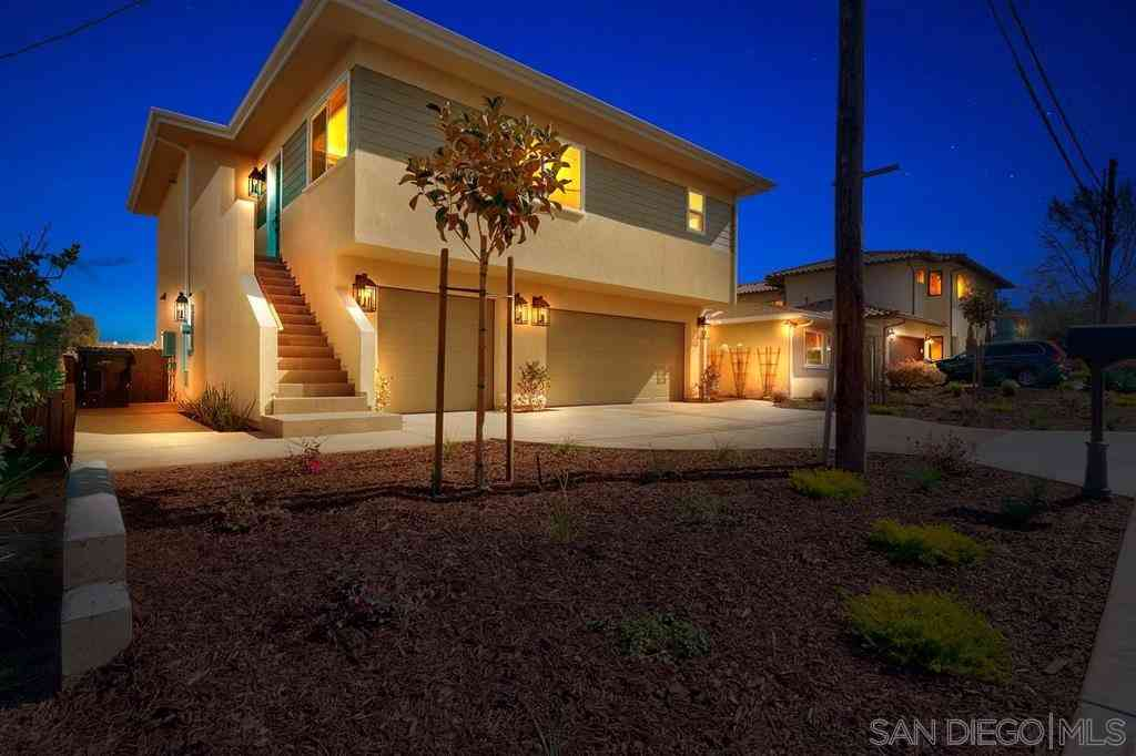 865 S Albion, San Diego, CA, 92106,