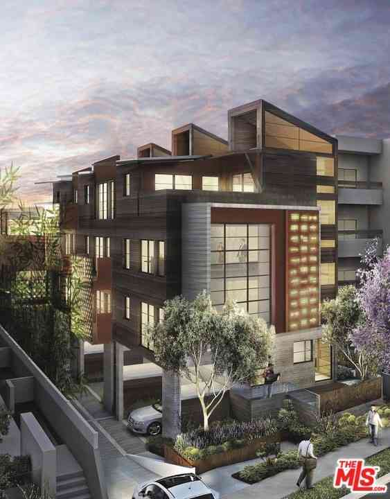 1033 N Vista Street, West Hollywood, CA, 90046,