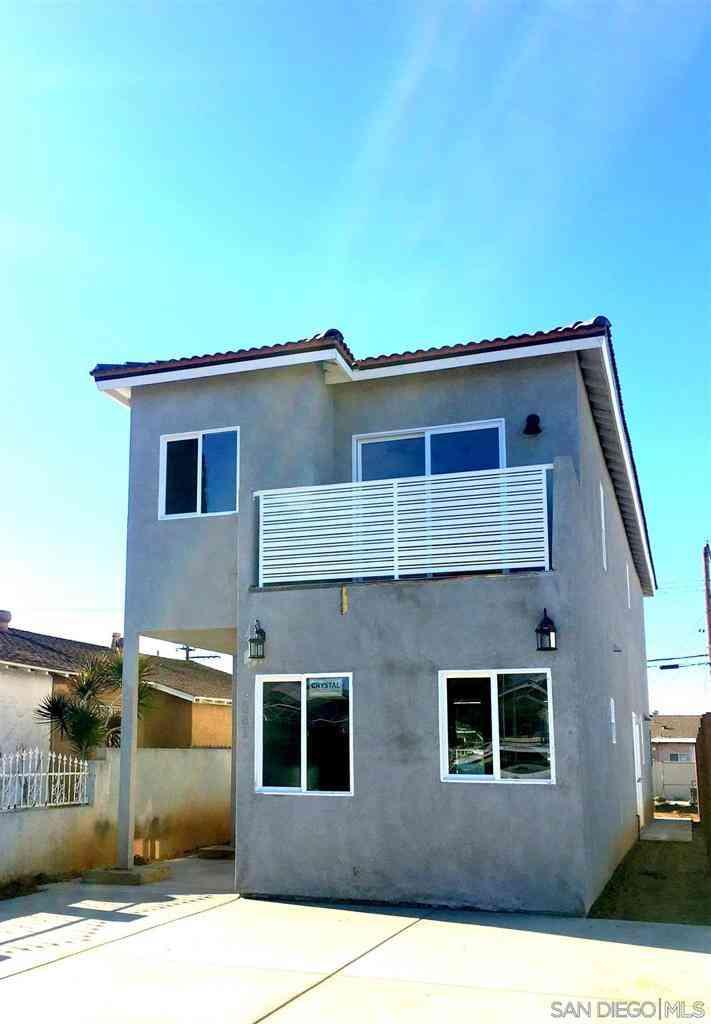 3881 Gamma, San Diego, CA, 92113,