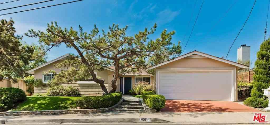 1061 Las Pulgas Road, Pacific Palisades, CA, 90272,