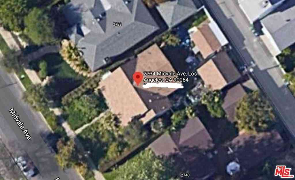 2734 Midvale Avenue, Los Angeles, CA, 90064,