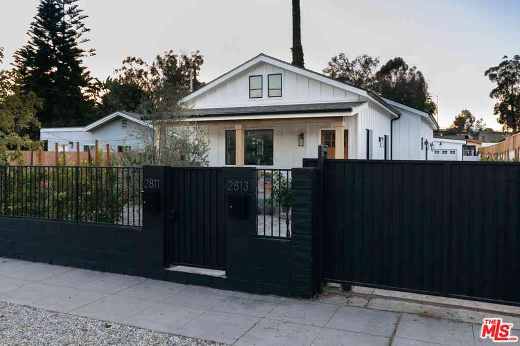 2813 Marsh Street, Los Angeles, CA, 90039,