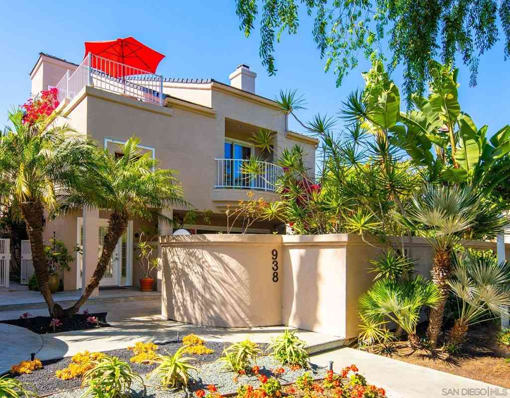 938 D Avenue #A, Coronado, CA, 92118,