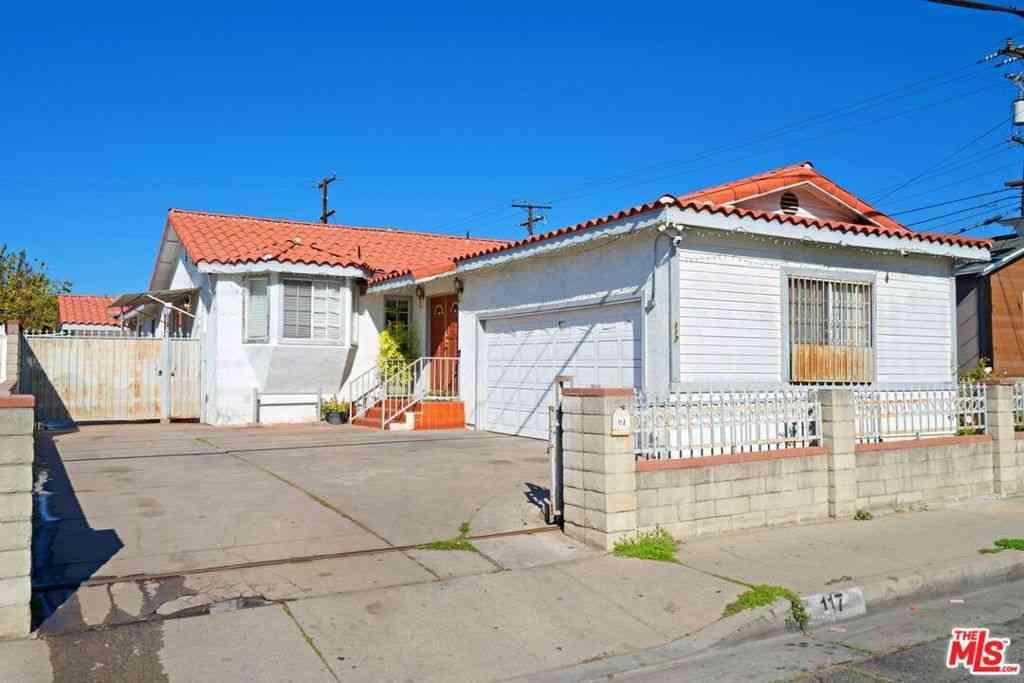 117 S Orange Avenue, Monterey Park, CA, 91755,