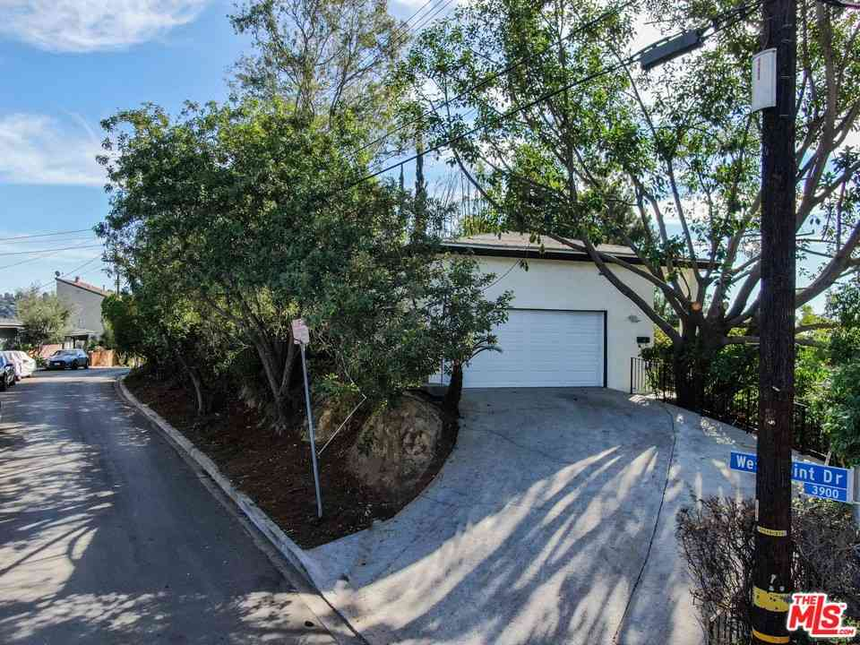 3933 W Point Drive, Los Angeles, CA, 90065,