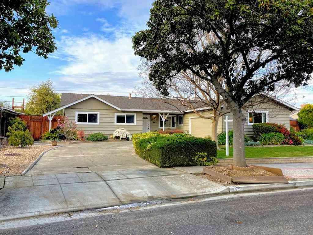 1075 Rockefeller Drive, Sunnyvale, CA, 94087,