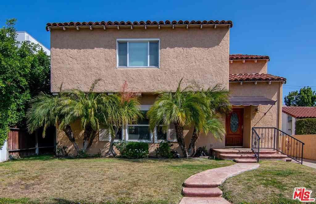 6357 Colgate Avenue, Los Angeles, CA, 90048,