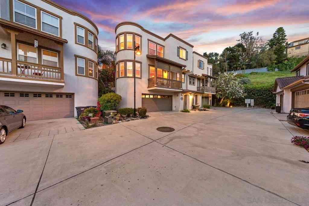 3141 Harbor Ridge Ln, San Diego, CA, 92103,