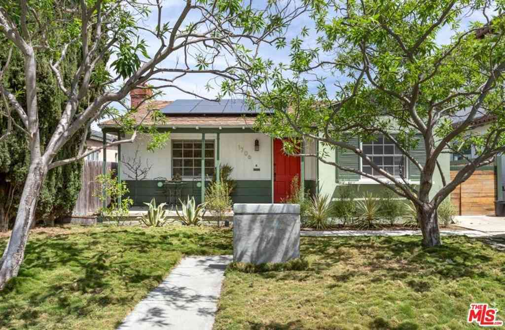 1706 Preuss Road, Los Angeles, CA, 90035,