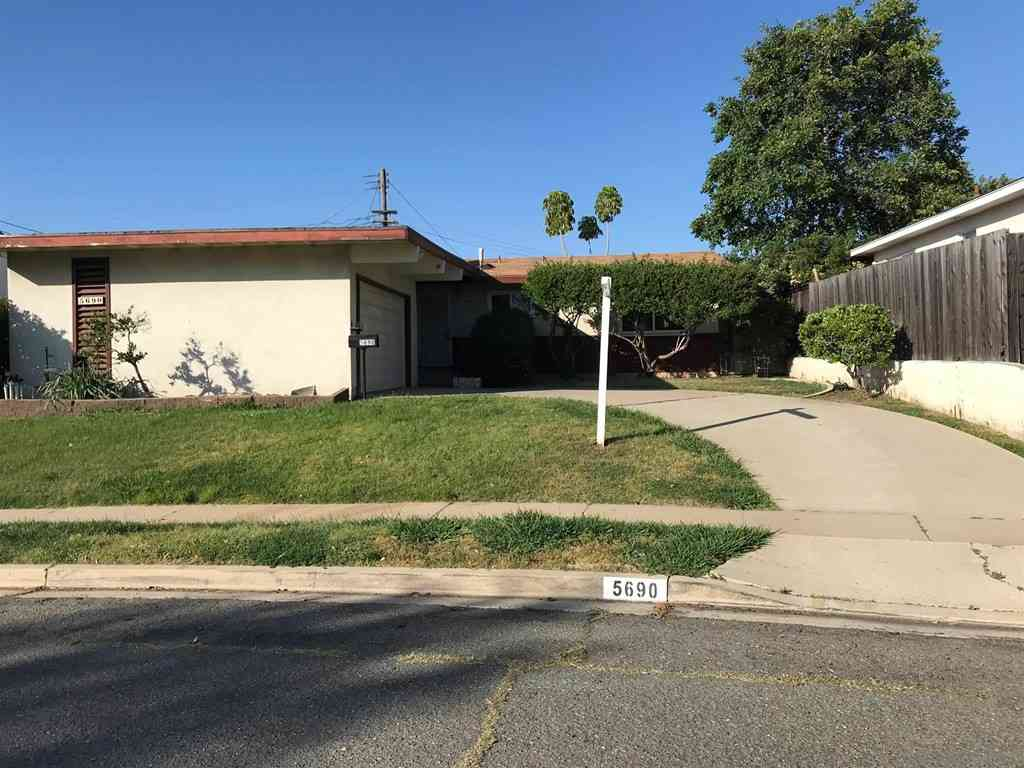 5690 Charter Ave., San Diego, CA, 92120,