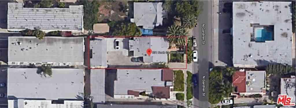 931 N Gardner Street, West Hollywood, CA, 90046,