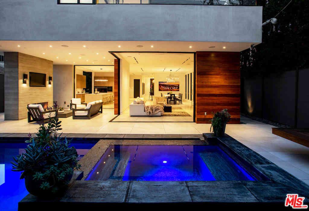 818 N Curson Avenue, Los Angeles, CA, 90046,