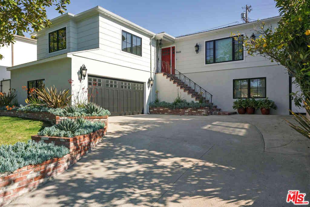 9606 Cresta Drive, Los Angeles, CA, 90035,