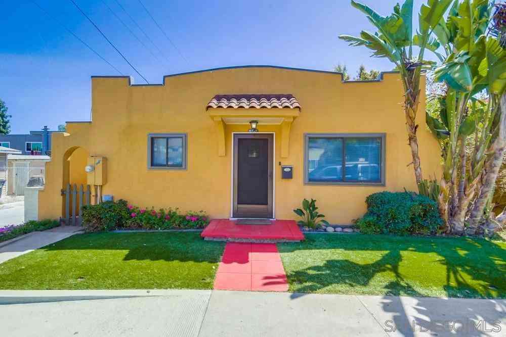 4619 Orange Ave, San Diego, CA, 92115,