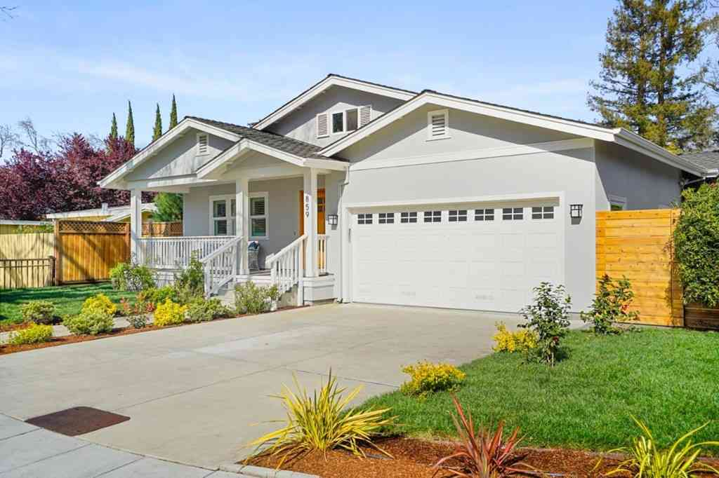 859 Rorke Way, Palo Alto, CA, 94303,