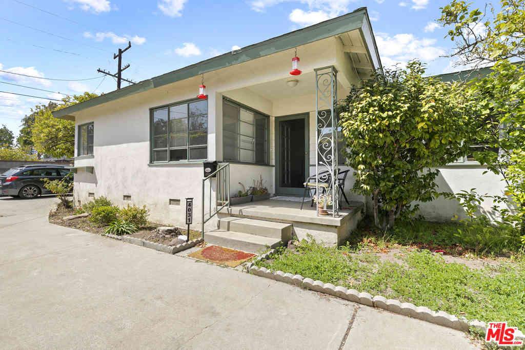 4029 Colonial Avenue, Culver City, CA, 90066,