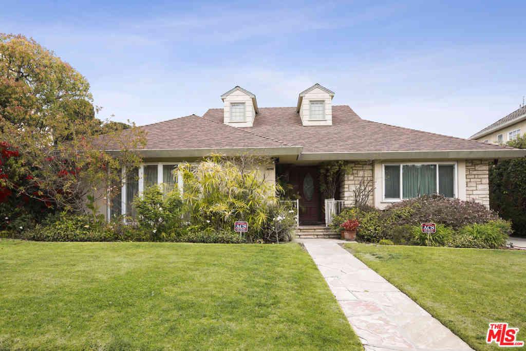 9425 Cresta Drive, Los Angeles, CA, 90035,