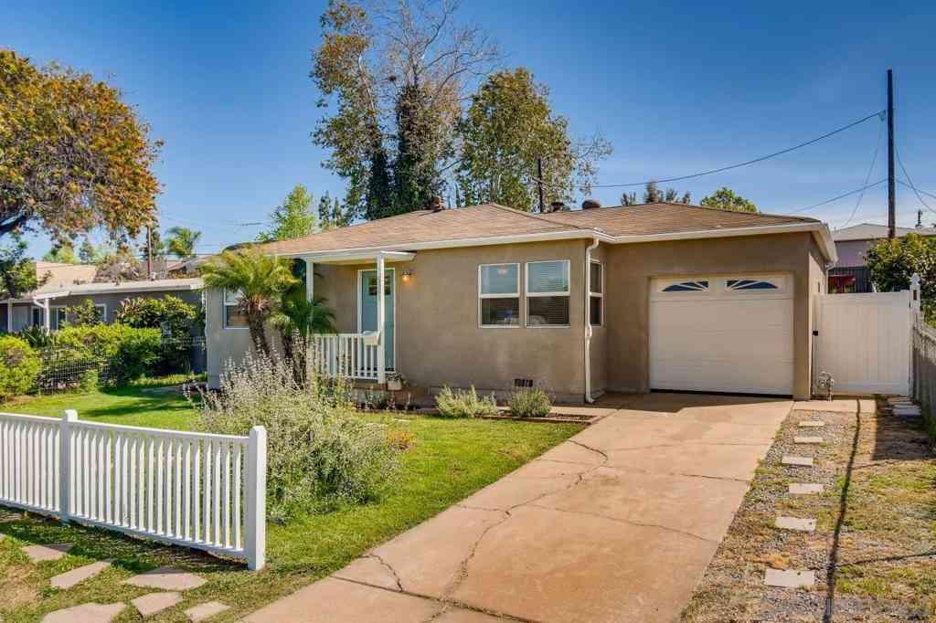 5211 Redwood St, San Diego, CA, 92105,