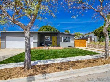 8404 Onalaska Ave, San Diego, CA, 92123,