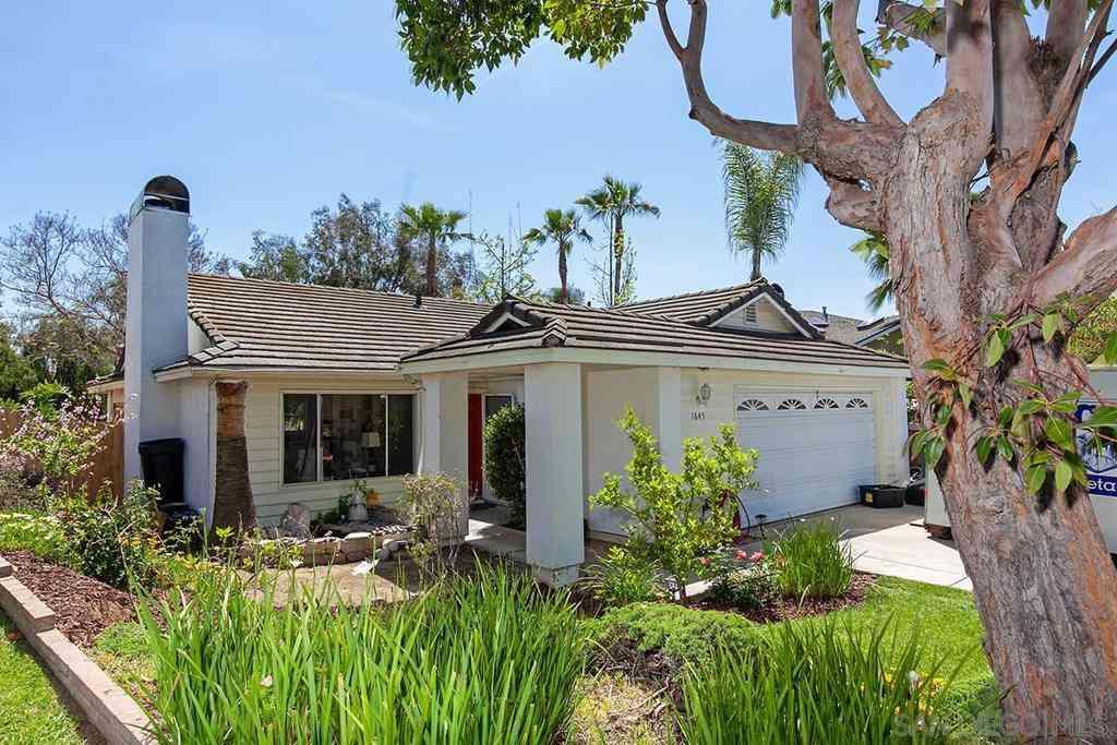 1645 Appaloosa Way, Oceanside, CA, 92057,
