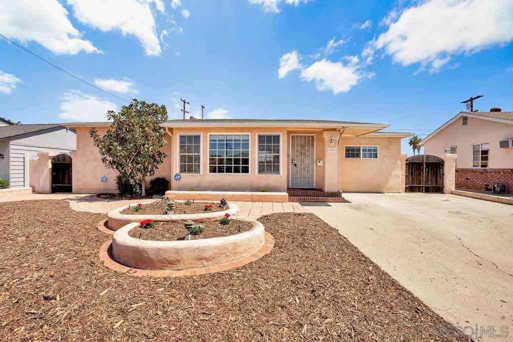 3823 LOMA ALTA DR, San Diego, CA, 92115,