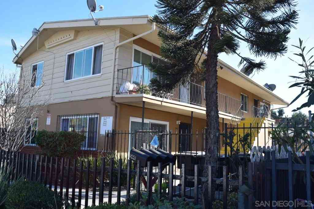 5441 Imperial Ave, San Diego, CA, 92114,