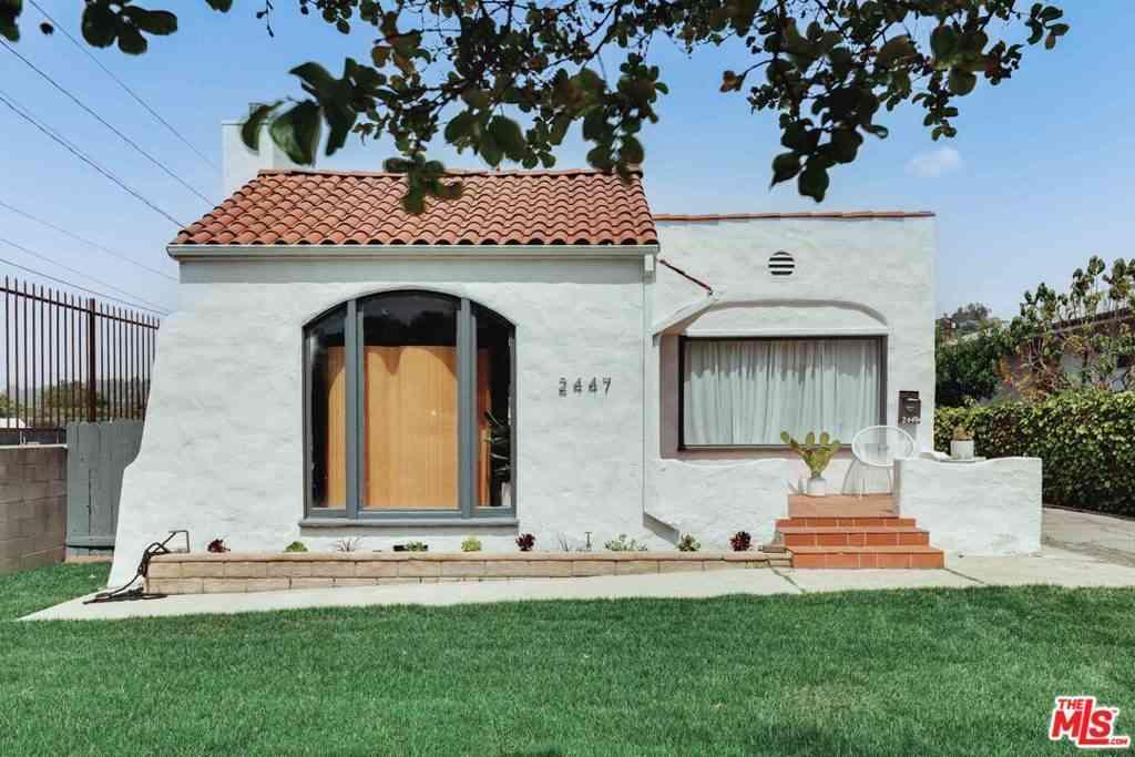 2447 W Avenue 32, Los Angeles, CA, 90065,