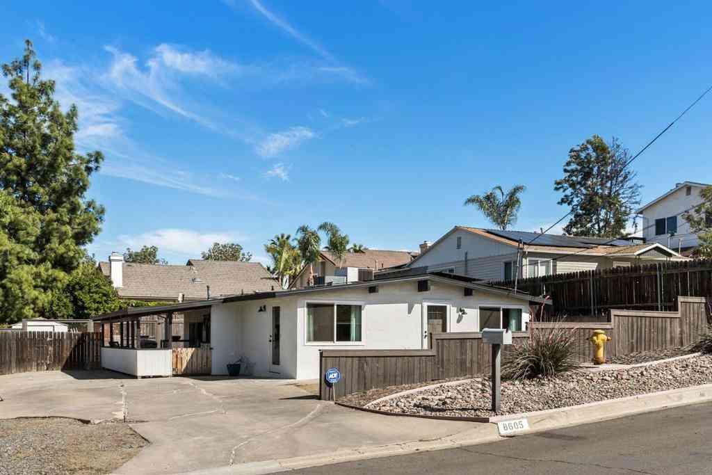 8605 Ellsworth Ln, Santee, CA, 92071,