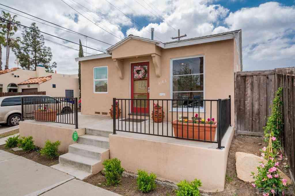 3183 Monroe Avenue, San Diego, CA, 92116,