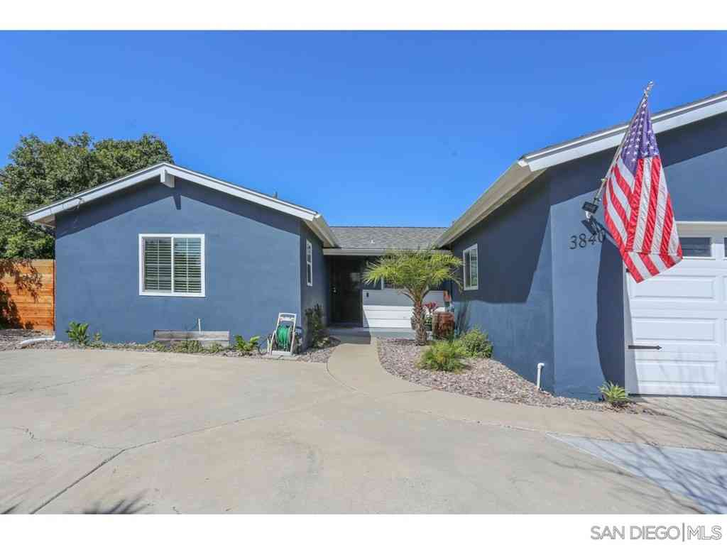 3840 Auburndale St, San Diego, CA, 92111,