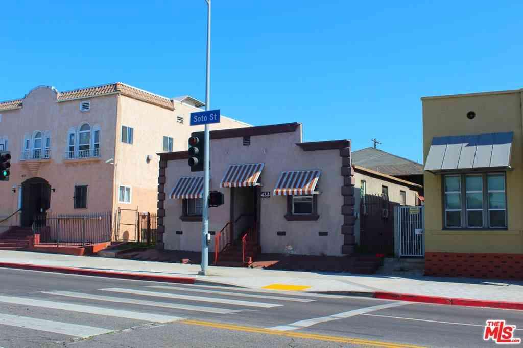 422 N Soto Street, Los Angeles, CA, 90033,