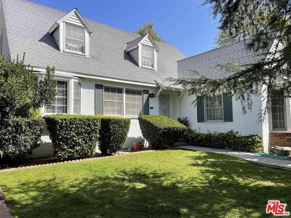 1601 Riverside Drive, Glendale, CA, 91201,