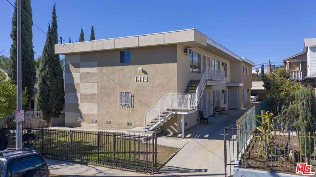 1413 N Kenmore Avenue, Los Angeles, CA, 90027,