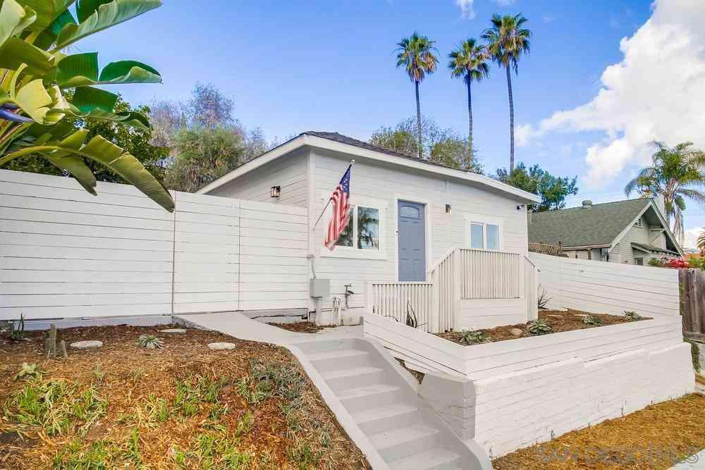 1936 Howard Ave, San Diego, CA, 92104,