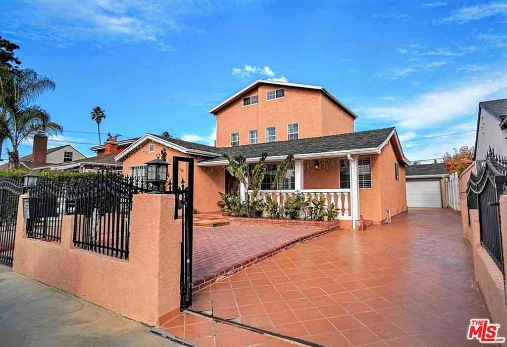 3612 Tuller Avenue, Los Angeles, CA, 90034,
