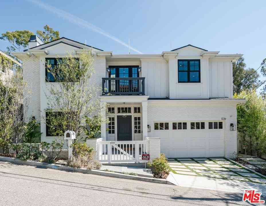 1226 Monument Street, Pacific Palisades, CA, 90272,