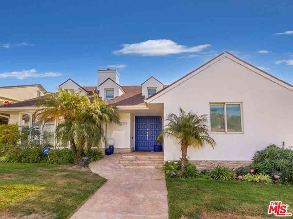 2208 S Beverly Drive, Los Angeles, CA, 90034,