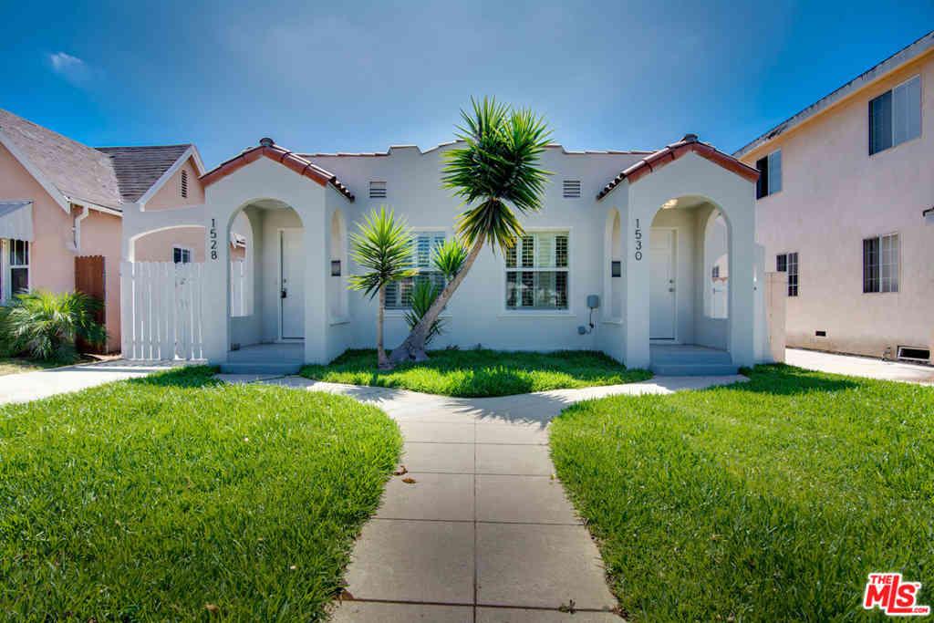 1528 S Dunsmuir Avenue, Los Angeles, CA, 90019,