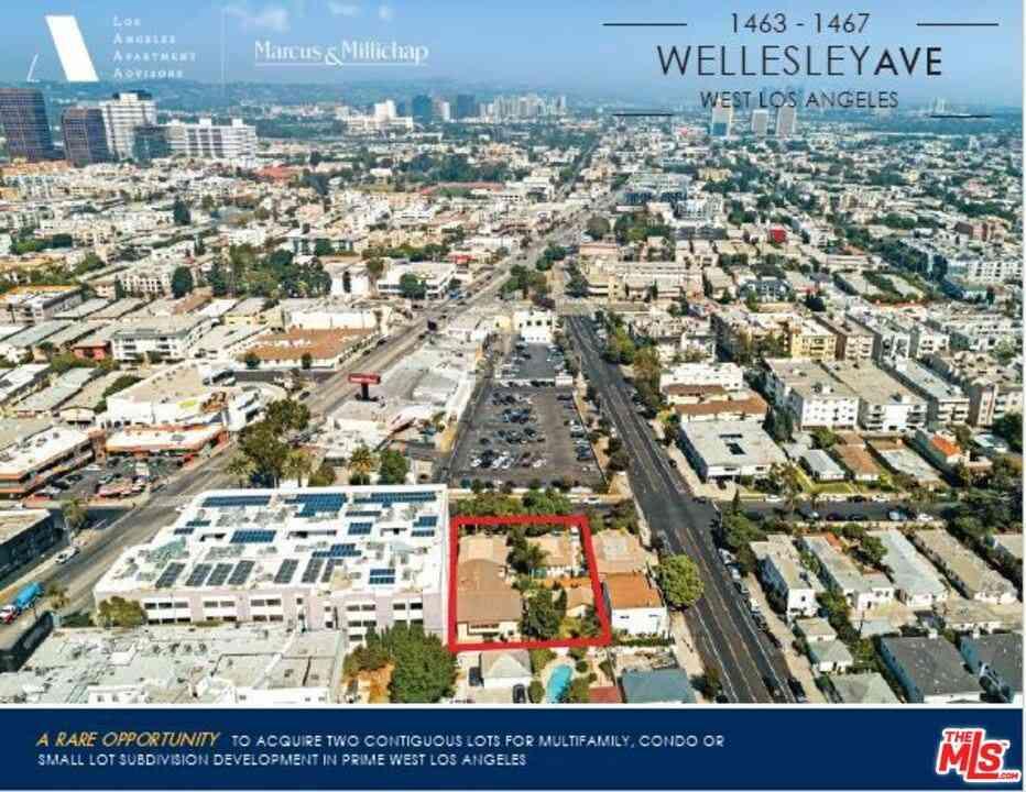 1463 Wellesley Avenue, Los Angeles, CA, 90025,