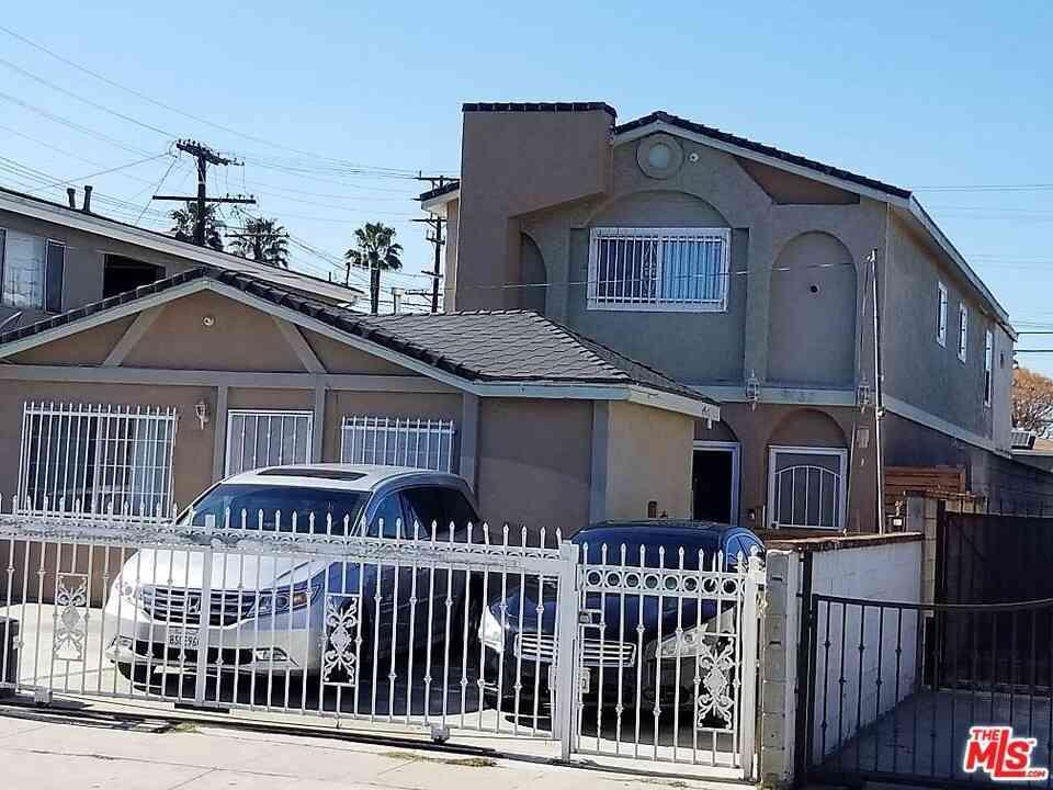 9137 Baring Cross Street, Los Angeles, CA, 90044,