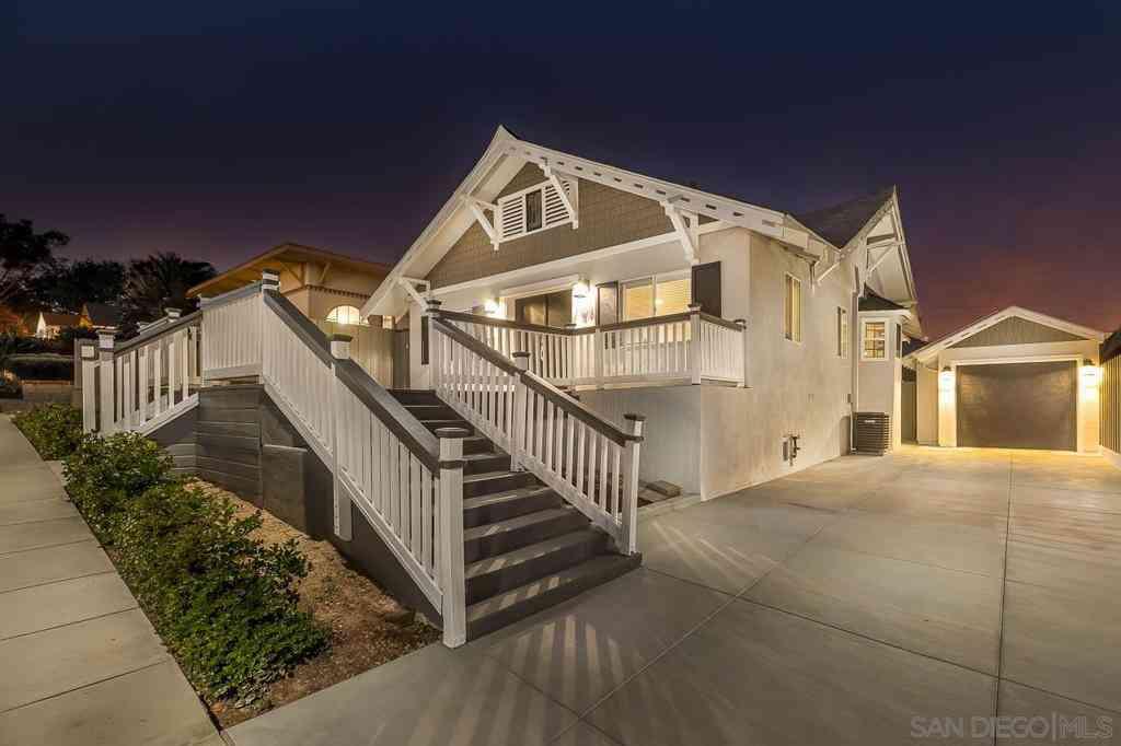 1819 32Nd St, San Diego, CA, 92102,