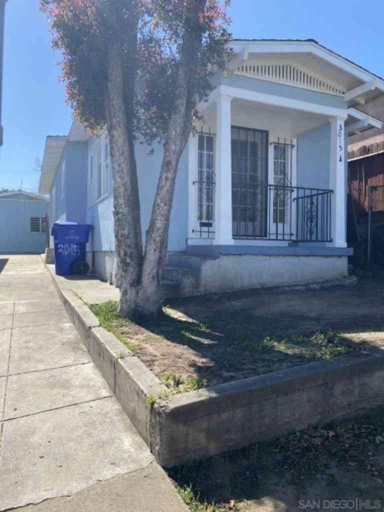 3015 Franklin Ave, San Diego, CA, 92113,
