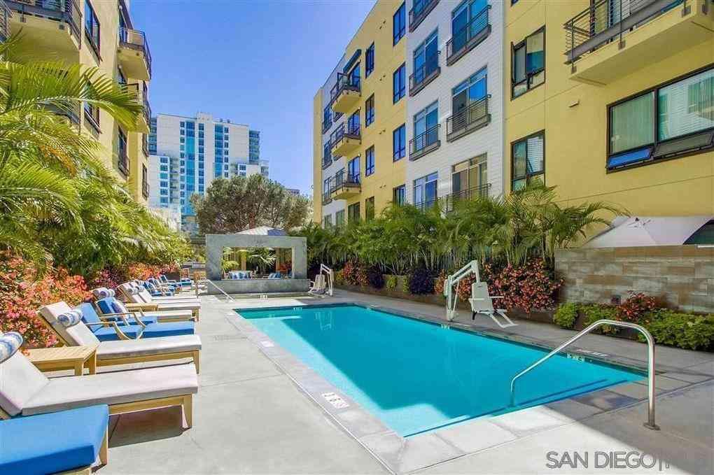 889 Date #107, San Diego, CA, 92101,