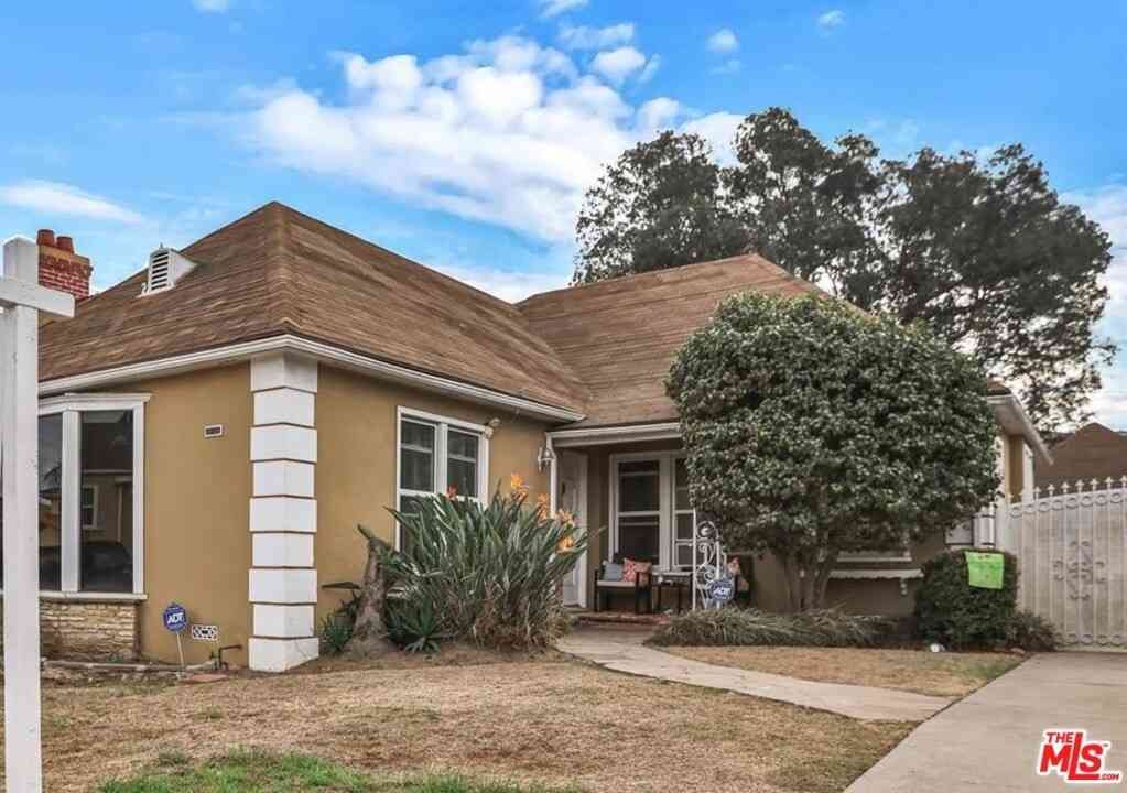 5609 Harcross Drive, Los Angeles, CA, 90043,