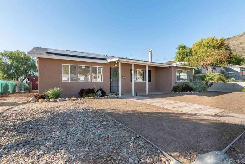 1336 Somermont, El Cajon, CA, 92021,
