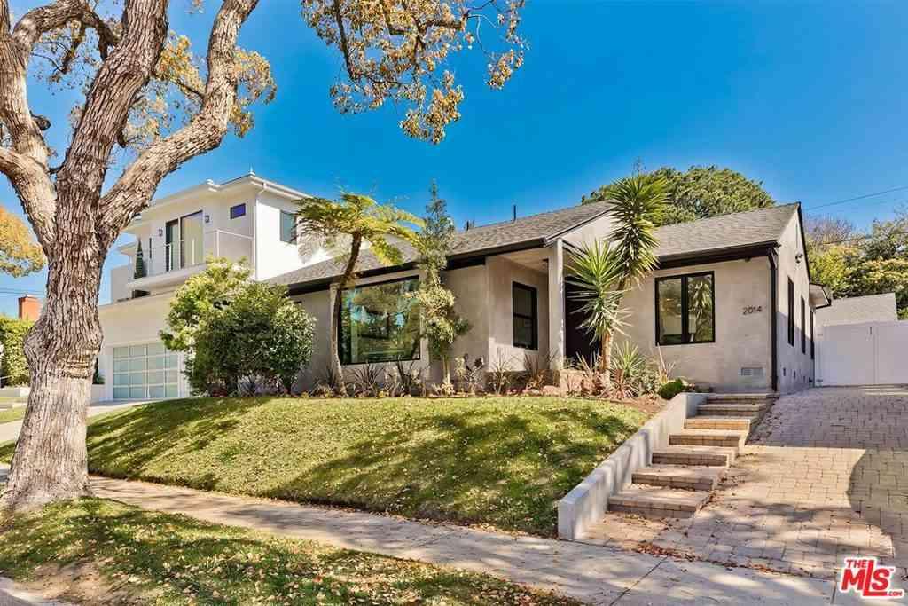 2014 Hillsboro Avenue, Los Angeles, CA, 90034,